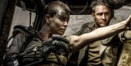 No Big Deal, Just Charlize Theron Sharing Touching Behind-The-Scenes Image From Mad Max: Fury Road
