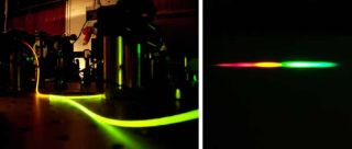 Black Hole Effect Created in Lab