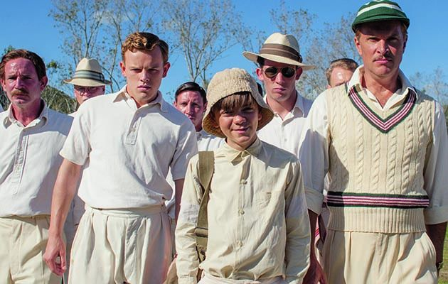 xThis week on The Durrells we see piro and Hugh thrashing it out in the most British way possible… with a game of cricket!