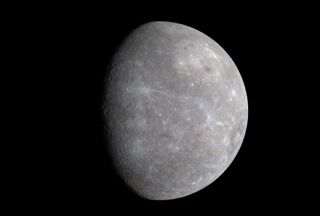 Mercury temperature swings are the greatest in the solar system, despite being the closest planet to the Sun. There is not enough atmosphere on the planet to entrap heat.