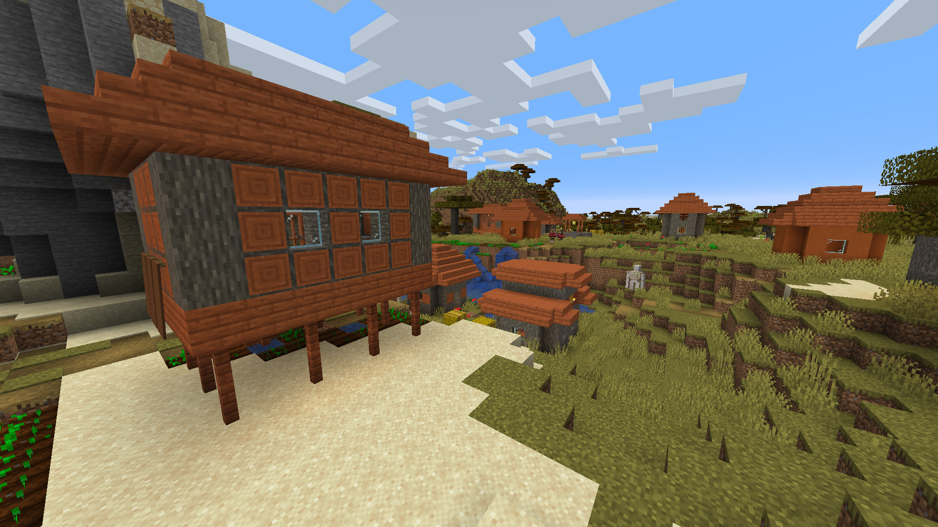 The 7 Best Changes In Minecrafts Biggest Update Ever Pc Gamer