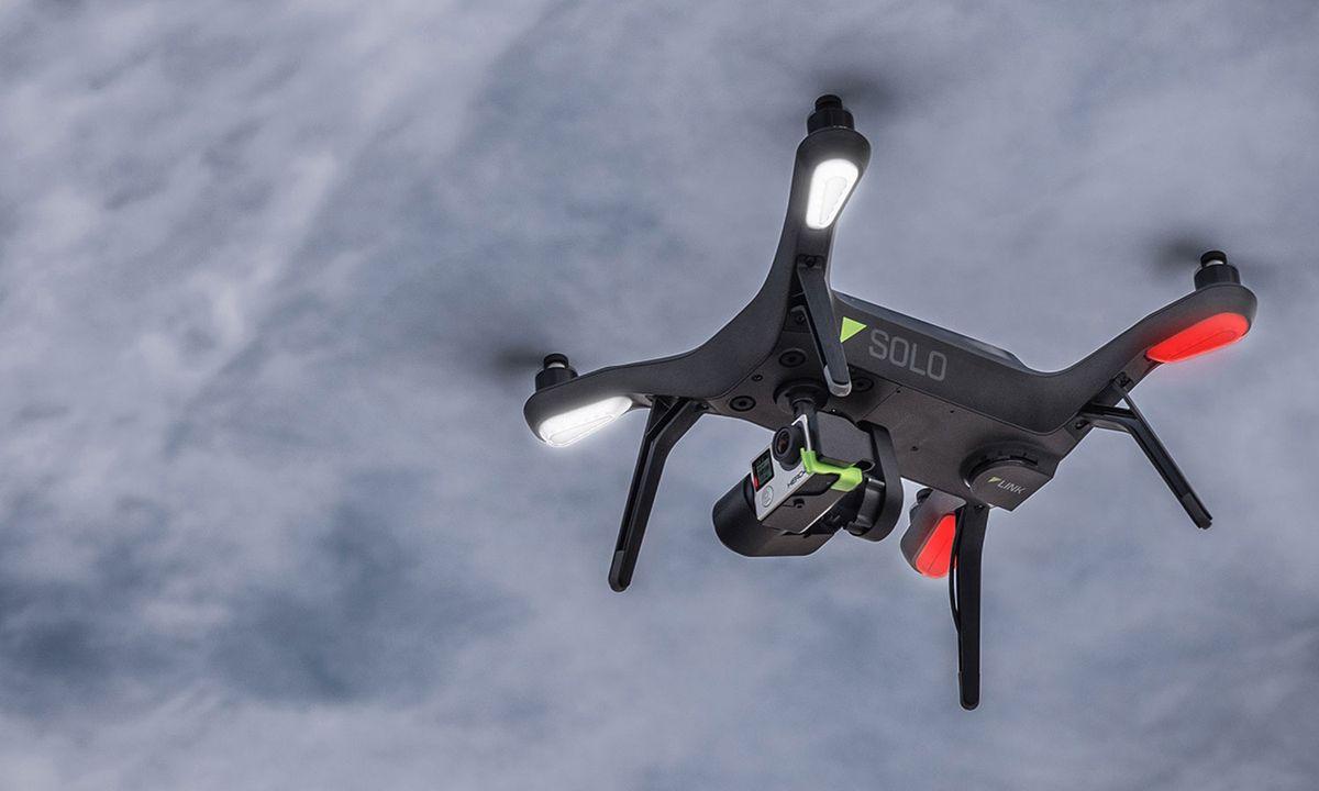3D Robotics Solo Drone Review | Tom's Guide