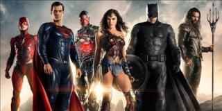 justice league superheroes