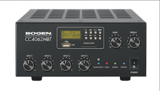 Bogen Bluetooth-Capable Compact Amplifier
