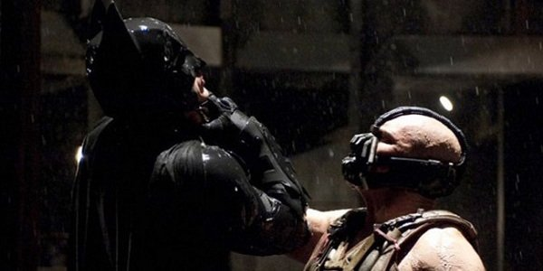 Bane in Dark Knight Rises
