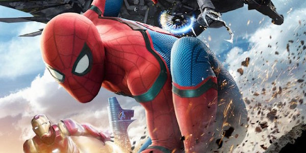 Spider-Man: Homecoming Iron Man and Vulture