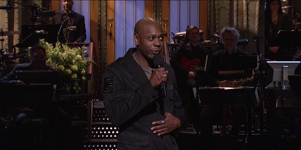 Dave Chappelle Comedy Saturday Night Live Election Monologue SNL Live