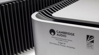 Cambridge Audio Edge M monoblock power amplifier