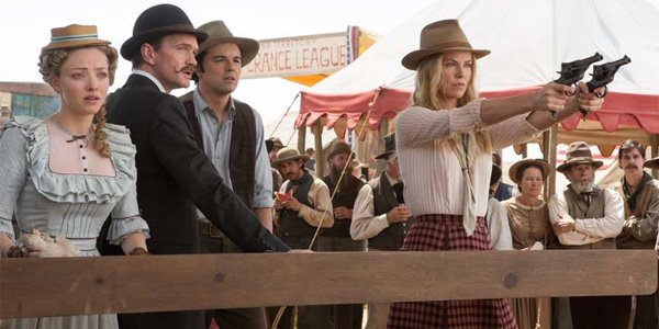 One Cameo In A Million Ways To Die In The West Was Even A Surprise To Seth  MacFarlane - CINEMABLEND