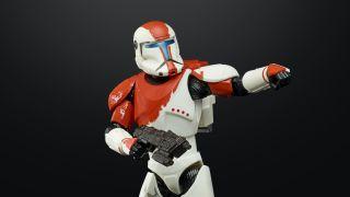 Exclusive: Star Wars Black Series Republic Commando Boss figure revealed