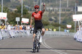 Vuelta Ciclista Internacional Castilla y Leon 2021 Leon Ponferrada 1812 km 29072021 Matis Louvel FRA Team Arkea Samsic photo Luis Angel GomezBettiniPhoto2021
