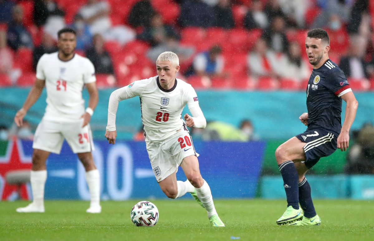Gareth is a great coach – England's Phil Foden frustrated by Southgate critics