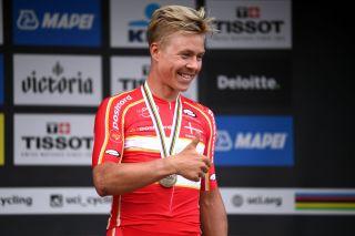 Michael Valgren (Denmark) secures bronze medal at the 2021 World Championships