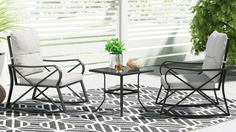 Wayfair Labor Day sale: Dezi three-piece bistro set