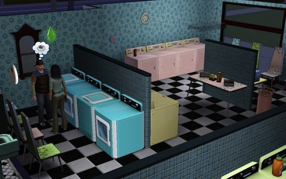Sims 3 Ambitions First Impressions: Simbots, Firefights And