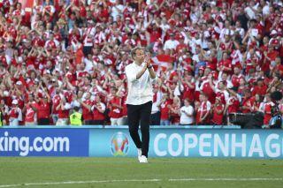 Denmark Belgium Euro 2020 Soccer