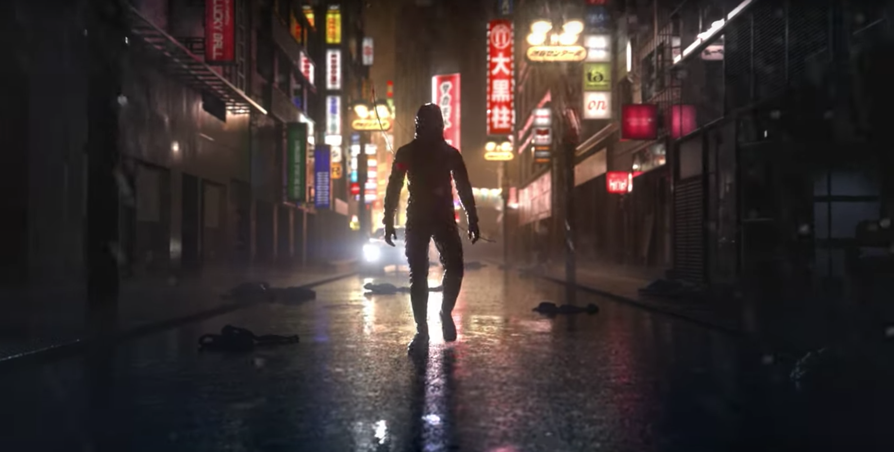 GhostWire: Tokyo is an action game from The Evil Within devs