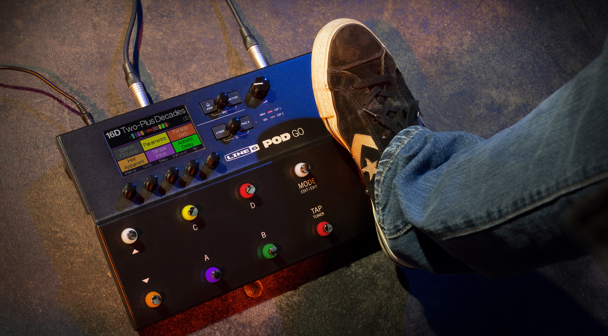 Line 6 POD Go review | Guitar World