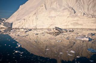 Jakobshavn Isbrae, Greenland