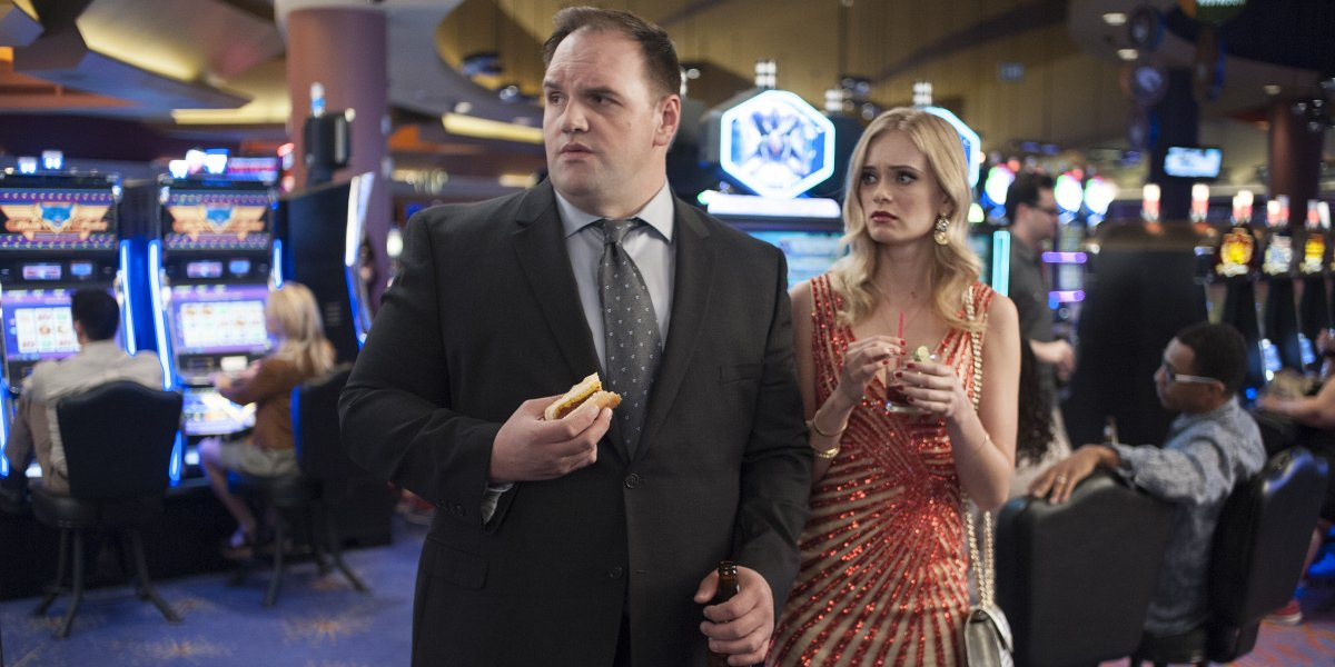 Ethan Suplee in Wolf of Wall Street