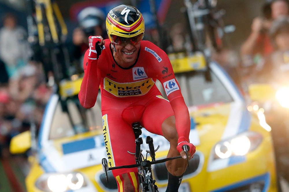 Alberto Contador Wins 2014 Vuelta A Espana Cycling Weekly