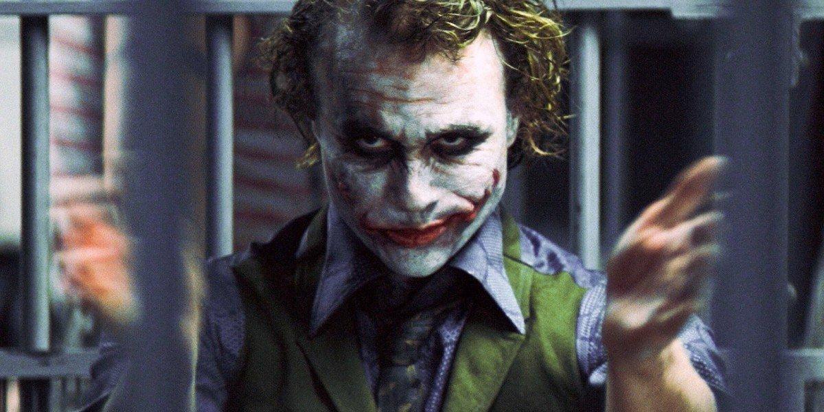 Heath Ledger - The Dark Knight