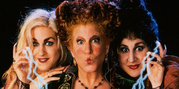 Hocus Pocus Is Getting A Sequel, Just Not In The Way You'd