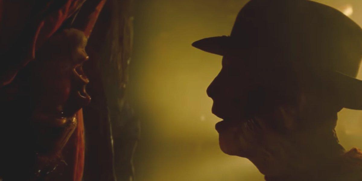 Jackie Earle Haley in A Nightmare On Elm Street (2010)