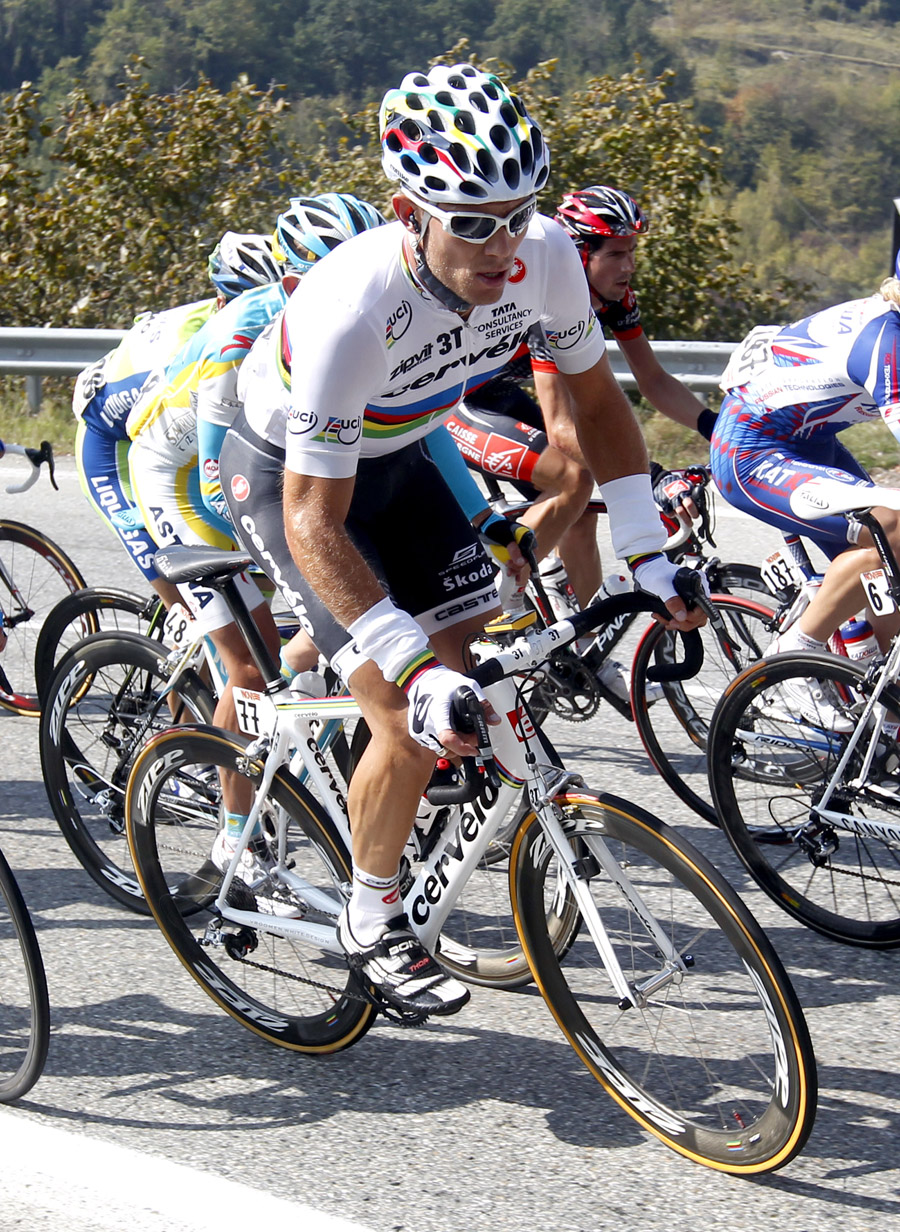 Thor Hushovd, Giro del Piemonte 2010