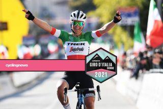 Italian Champion Elisa Longo Borghini (Trek-Segafredo) wins Trofeo Alfredo Binda