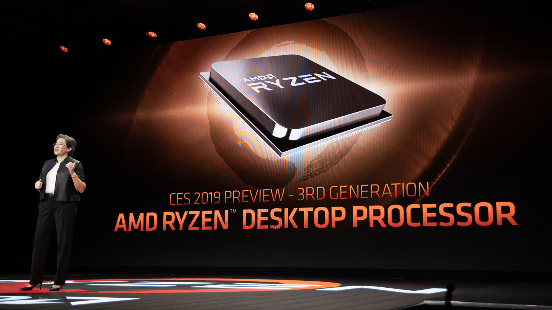 AMD may launch 7nm Ryzen processors and Navi graphics cards this