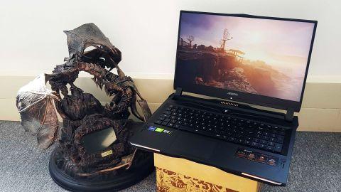 Gigabyte Aorus 17X YD gaming laptop