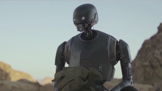 Rogue One K2SO