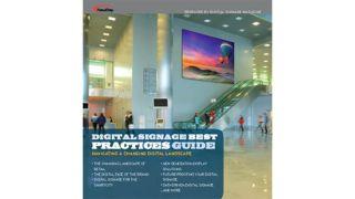 Digital Signage Best Practices Guide: Navigating a Changing Digital Landscape