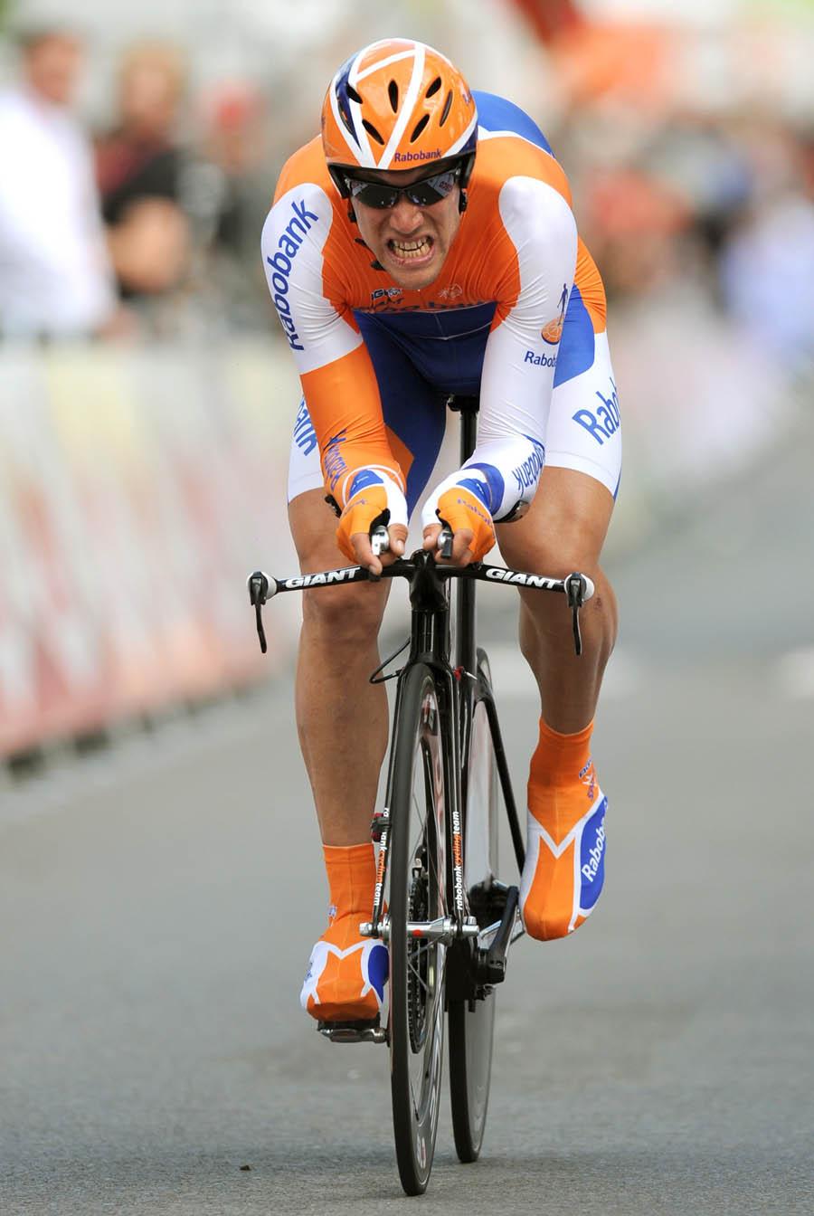 Maarten Tjallingi, Eneco Tour 2010, stage 7 ITT