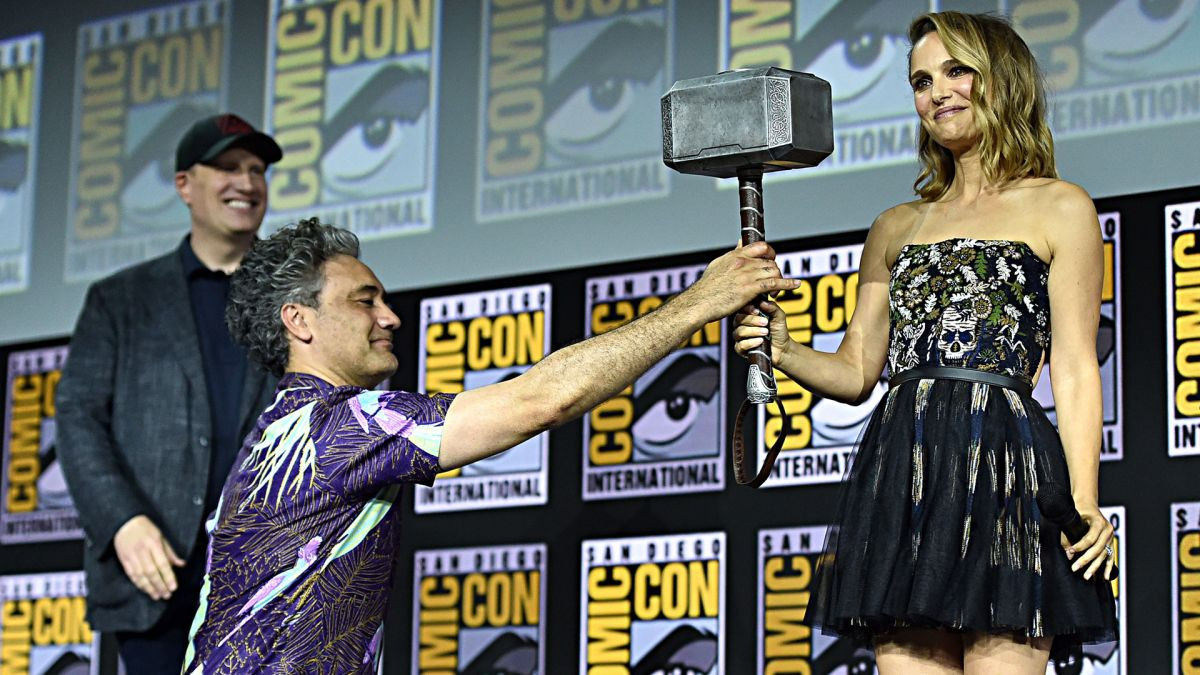 Move over Regular Thor, Taika Waititi has confirmed Natalie Portman's character name in Love and Thunder: Mighty Thor