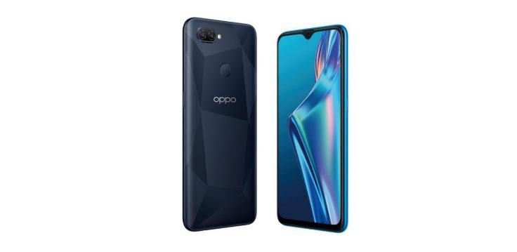 Oppo A12 with MediaTek Helio P35 revealed