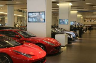 BrightSign for China's Largest Auto Showroom
