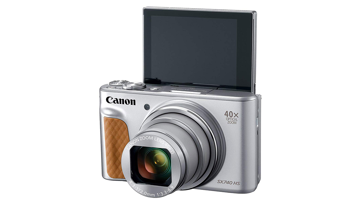 Canon Powershot Sx740 Hs Review Digital Camera World