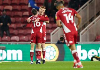 Middlesbrough v Sheffield United – Sky Bet Championship – Riverside Stadium
