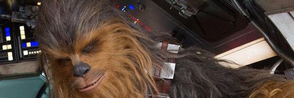 Joonas Suotamo as Chewbacca