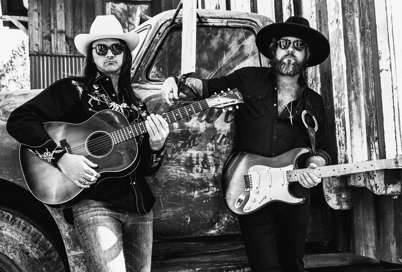 The Allman Betts Band Announce Debut Album, 'Down to the River'