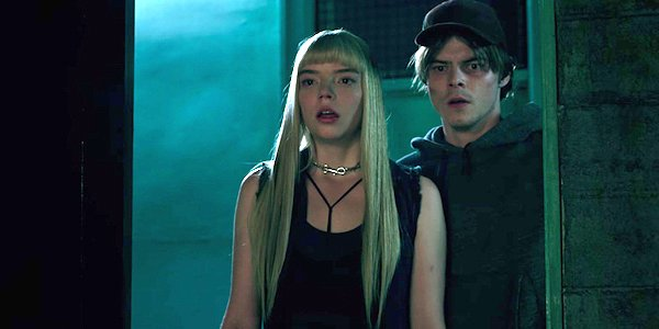 Anya Taylor-Joy and Charlie Heaton in a still from The New Mutants