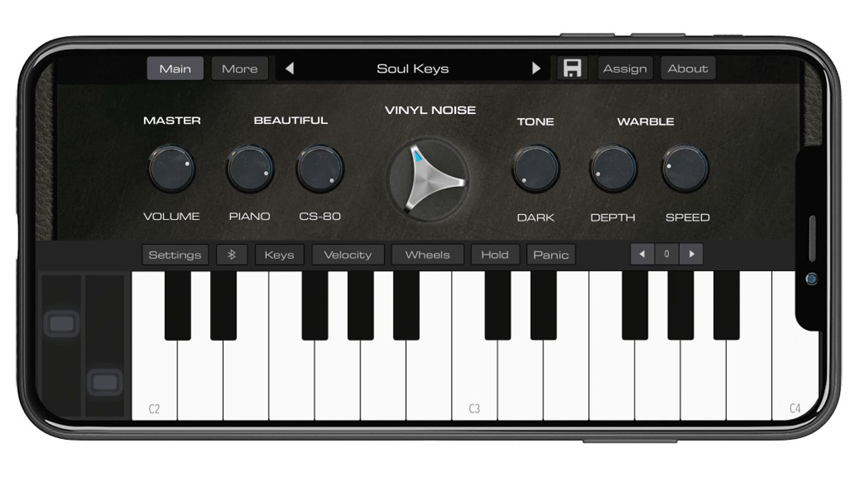 Audiokit's free Retro Piano iOS app is here to brighten up your summer