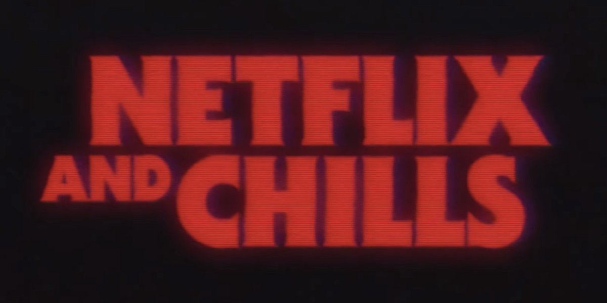Netflix and Chills logo