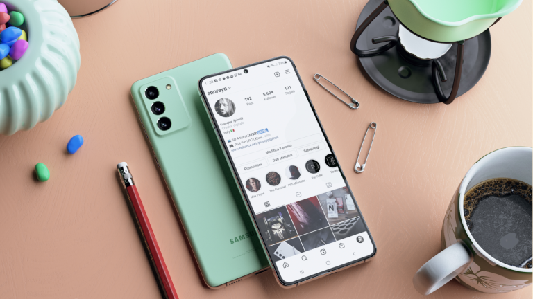 Samsung Galaxy S21 FE concept