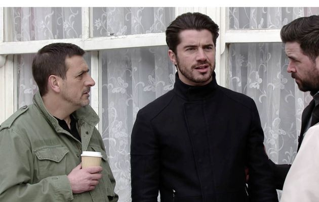Adam in Coronation Street