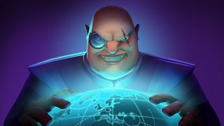 Maximillian from Evil Genius 2