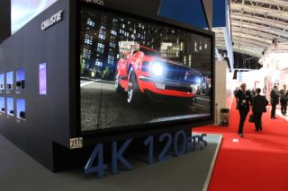Stewart 4K Commercial Solutions at InfoComm 2014