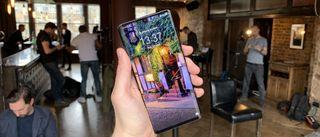Huawei P30 Pro. Image credit: TechRadar